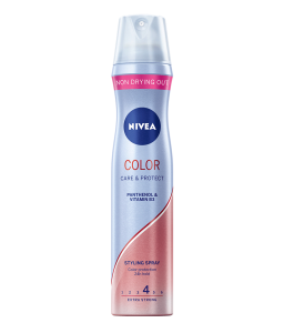 NIVEA COLOR CARE & PROTECT LAKIER DO WŁOSÓW EXTRA STRONG 4, 250 ML