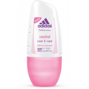 ADIDAS  WOMAN  CONTROL COOL & CARE ANTYPERSPIRANT W KULCE  50 ML