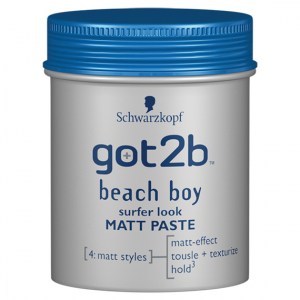 GOT2B  BEACH BOY MATT PASTE ,PASTA MODELUJĄCA DO WŁOSÓW 100 ML