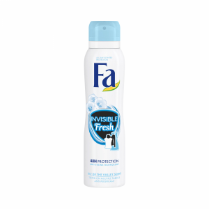 FA NVISIBLE FRESH LILY OF THE VALLEY SCENT ANTYPERSPIRANT W SPRAYU DLA KOBIET   150 ML