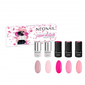 NEONAIL ZESTAW CHERRY BLOSSOM COLLECTION SET 5 x 3ml