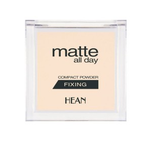 HEAN PUDER MATTE ALL DAY 502 IVORY 9G