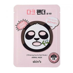 SKIN 79 ANIMAL MASK - DARK PANDA 23G
