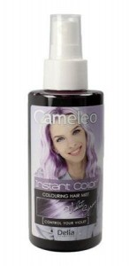 DELIA CAMELEO INSTANT COLOR PŁUKANKA VIOLET SPRAY 150 ML