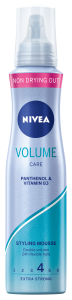 NIVEA STYLING MOUSSE VOLUME CARE PIANKA DO WŁOSÓW EXTRA STRONG 4, 150 ML