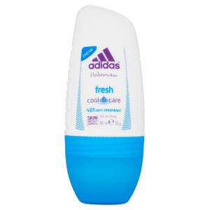 ADIDAS WOMAN  FRESH  COOL & CARE ANTYPERSPIRANT W KULCE  50 ML