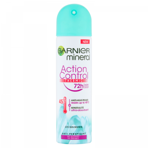 GARNIER MINERAL DEO SPRAY 150ML ACTION CONTROL THERMIC