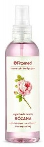 FITOMED MGIEŁKA DO TWARZY RÓŻANA 200 ML