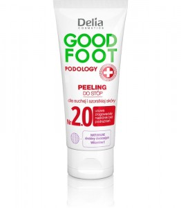 DELIA GOOD FOOT  PEELING DO STÓP 60 ML